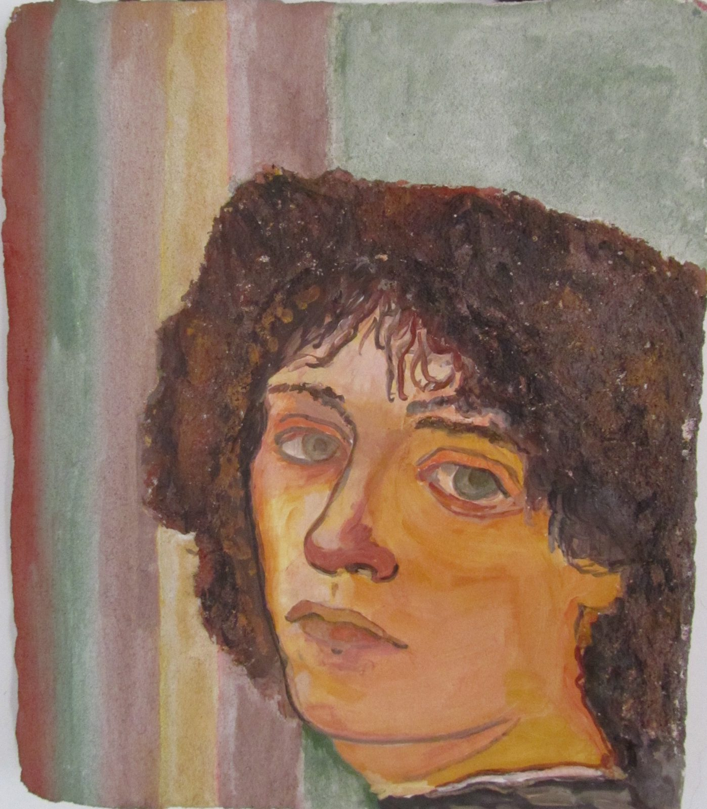 Botticelli me olhando